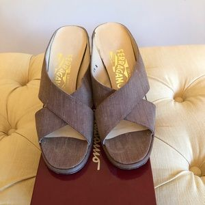 Salvatore Ferragamo High-heeled Sandals